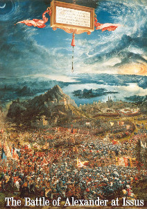 Business News The Battle of Alexander at Issus