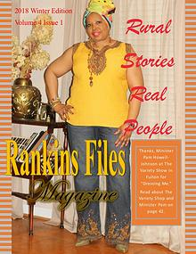 The Rankins Files Magazine