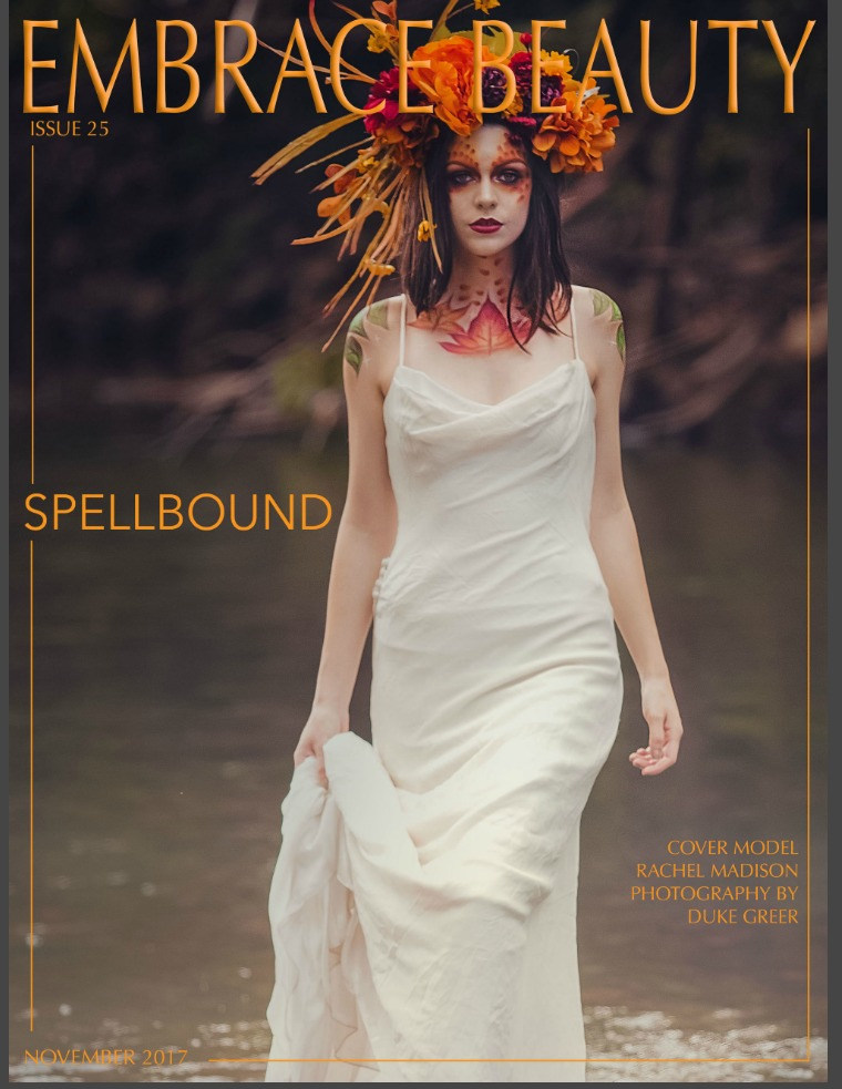 Spellbound Fall Edition  Issue 25