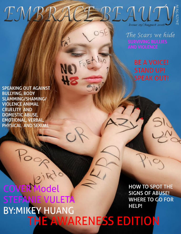 Issue 15 Volume 1 The Awareness Edition