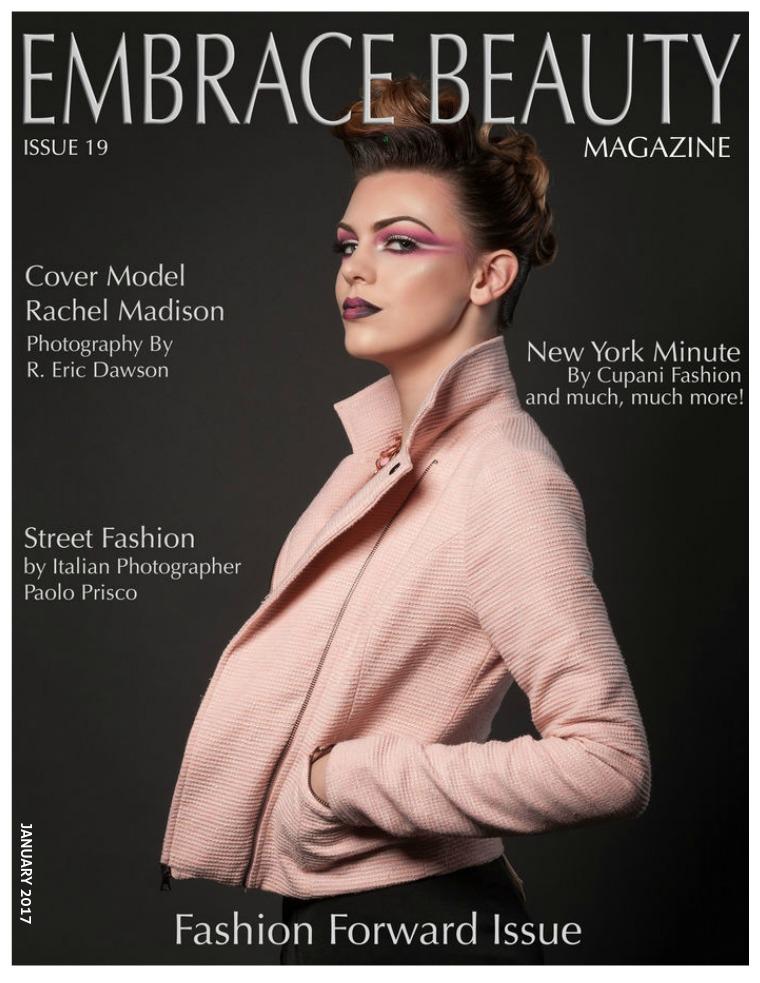 Issue 19 Fashion Forward
