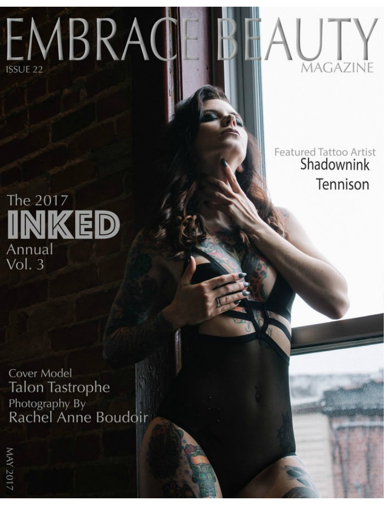 Issue 22 INKED Living Art vol.3