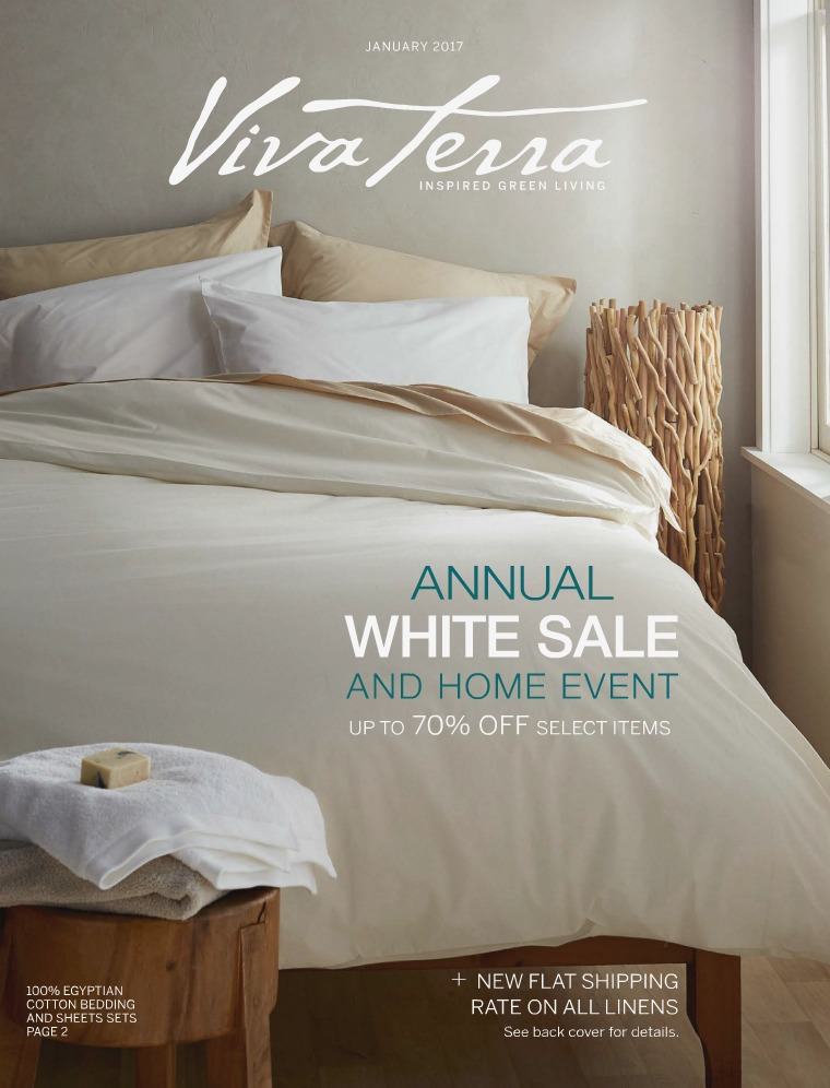 VivaTerra Catalog Winter Home Event 2017