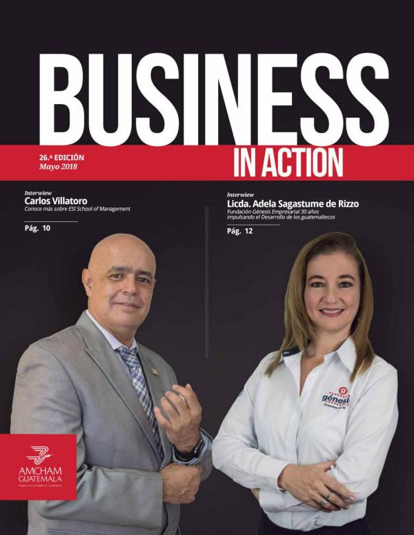 Business In Action - AMCHAM