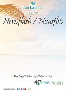 San Lameer Newsflash/Nuusflits October 2016