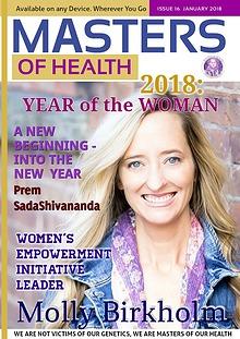 Masters of Health Magazine