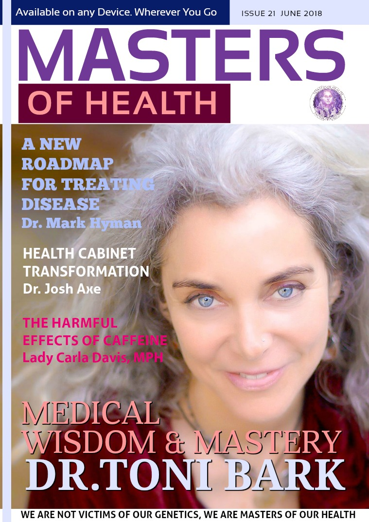 Masters of Health Magazine June 2018