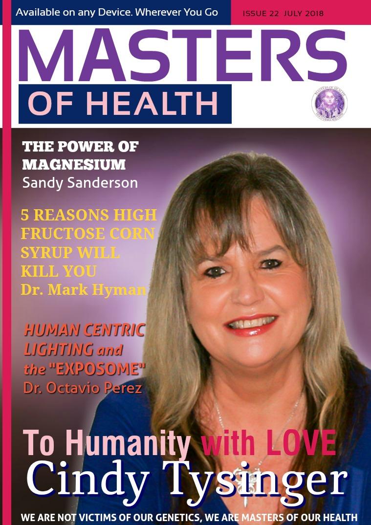 Masters of Health Magazine July 2018