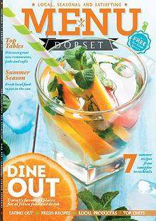 MENU dorset issue 17