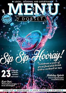 MENU dorset issue 22