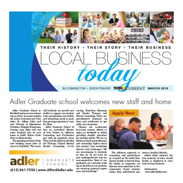 2018 Local Business Today