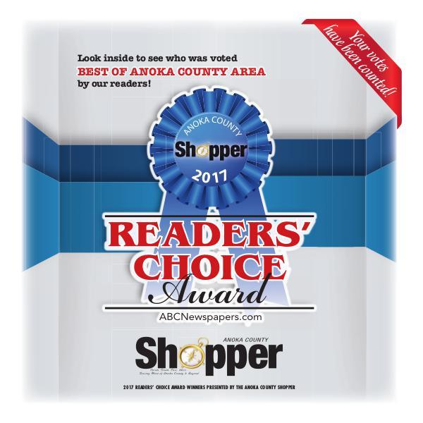 2017 ACS Reader's Choice