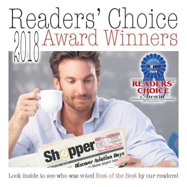 2018 ACS Reader's Choice
