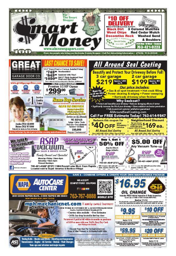 Smart Money Central_June 2018