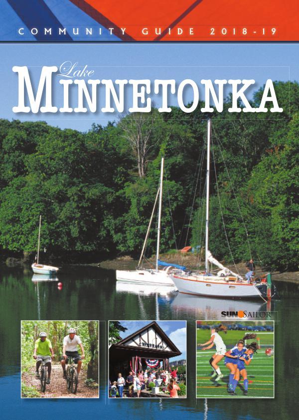 2018 Minnetonka Community Guide