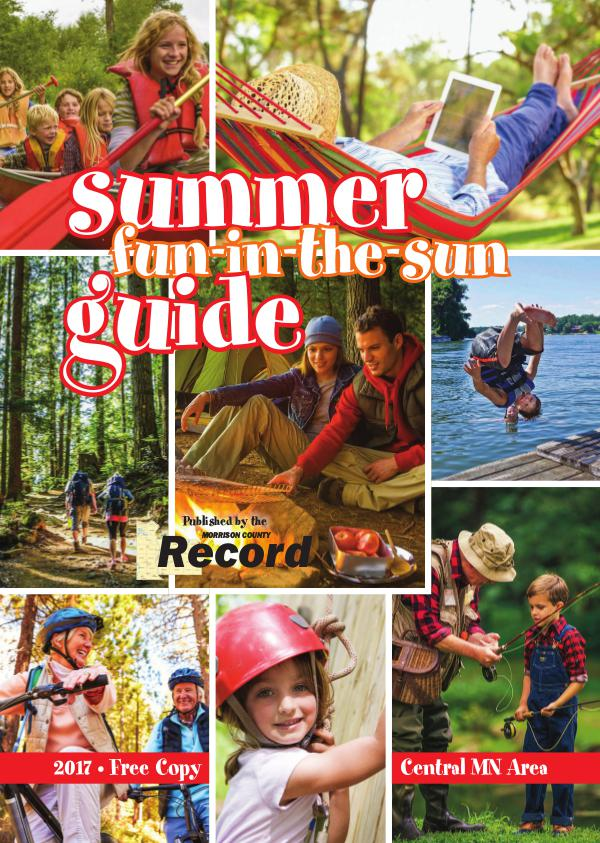 2017 Summer Guide