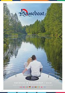 Catalogo Houseboat 2018