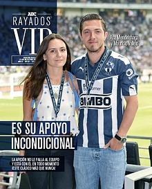 Revista Rayados VIP #37