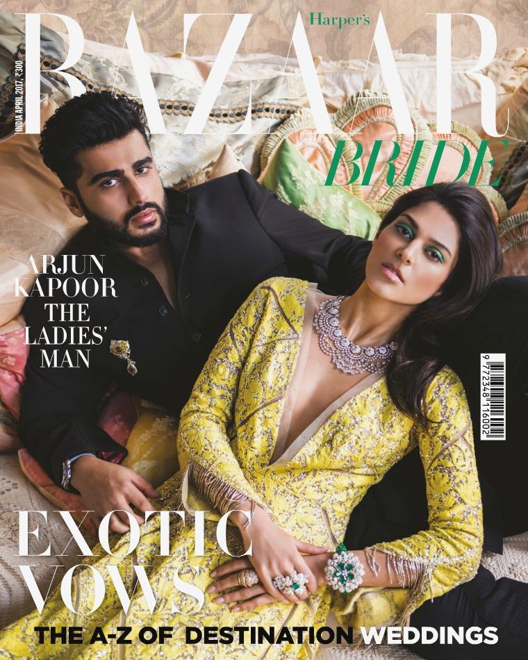 Harper's Bazaar Bride April 2017