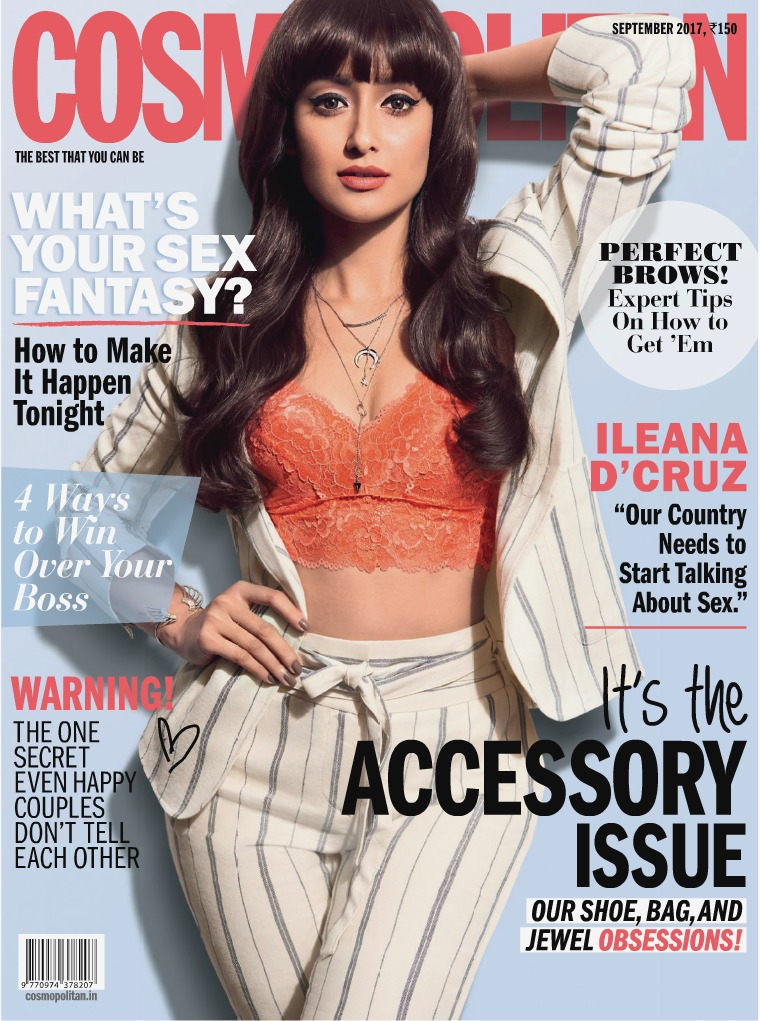 Cosmopolitan September 2017