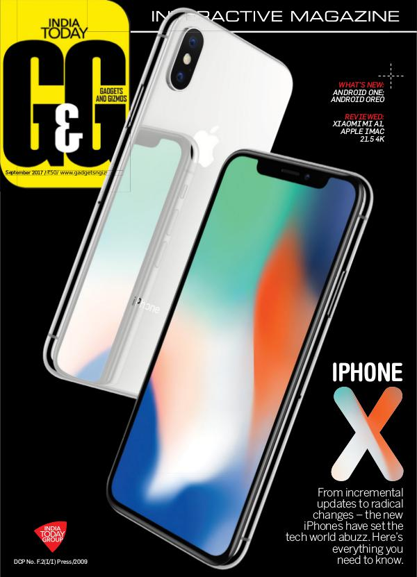 Gadgets and Gizmos September 2017
