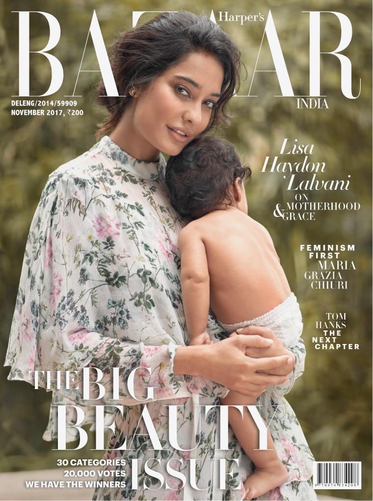 Harper's Bazaar November 2017