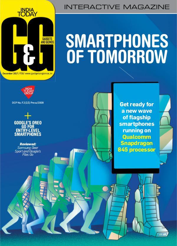 Gadgets and Gizmos December 2017