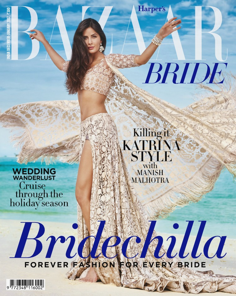 Harper's Bazaar Bride December - January 2017