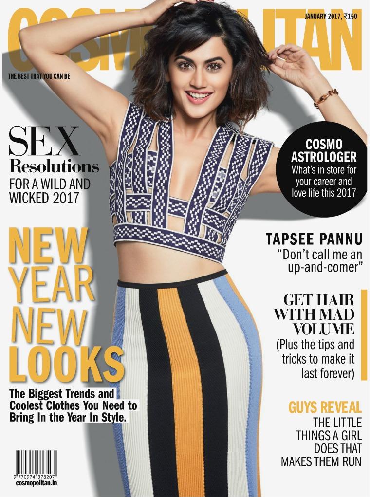 Cosmopolitan January 2017
