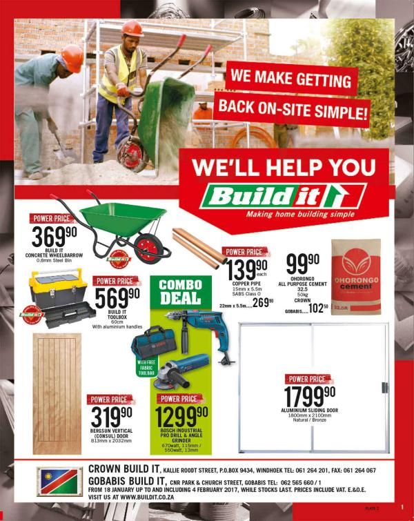 Build It Catalogue Pdf