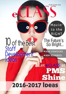 eCLASS Implementation Staff Development 2016 - 2017