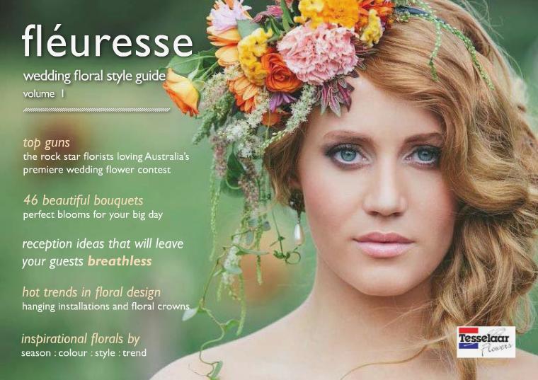 Fleuresse: Wedding Floral Style Guide volume 1