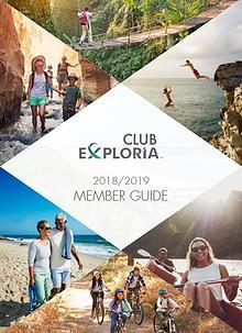 Club Exploria Member Guide 2018/2019