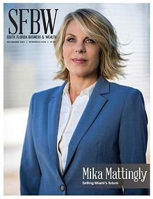 Selling Miami's future | Mika Mattingly | Colliers International