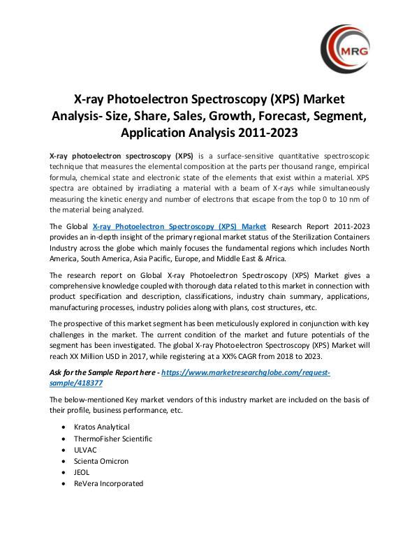 2018 atomic spectroscopy market across globe