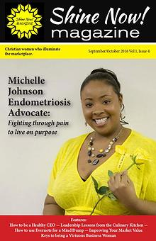 Shine Now Magazine