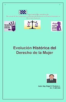 Evolución Histórica del Derecho de la Mujer
