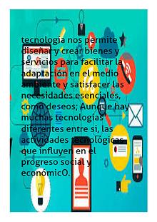 LA TECNOLÓGIA INTRODUCIDA EN EL MERCADEO