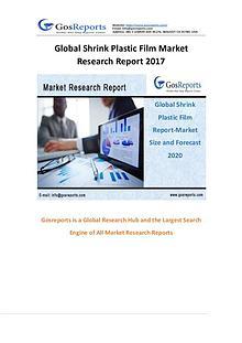 Global Shrink Plastic Film Market Research Report 2017