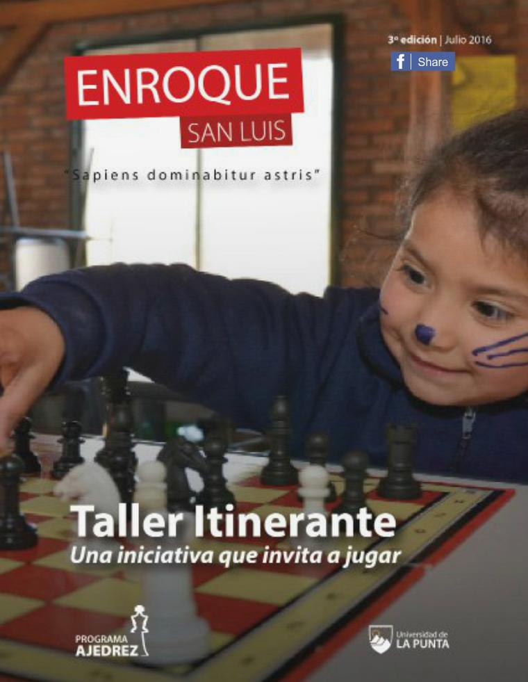 Revista Digital de Ajedrez - 3ª Edición