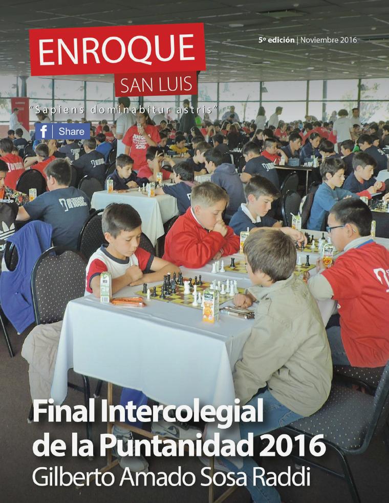 Revista Digital de Ajedrez - 5º Edición