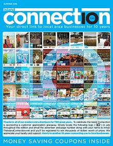 Island Connection 10 Year Anniversary Issue