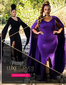 Luxe Kurves Media Kit 2018