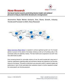 Automotive & Transportation Market Analysis