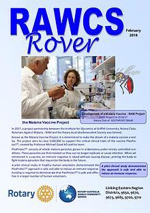RAWCS Rover Feb 2018