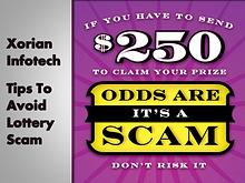 Xorian Infotech - Tips To Avoid Lottery Scam
