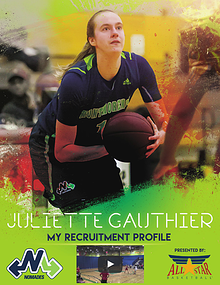 Juliette Gauthier - Montmorency Nomades