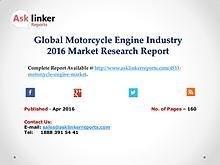 Motorcycle Engine Industry Production and Market Share Forecasts
