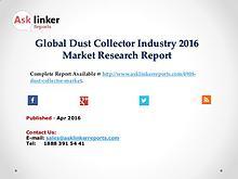 Dust Collector Market Development and Import/Export Consumption Trend