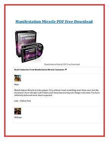 Heather Mathews:Manifestation Miracle PDF /ebook